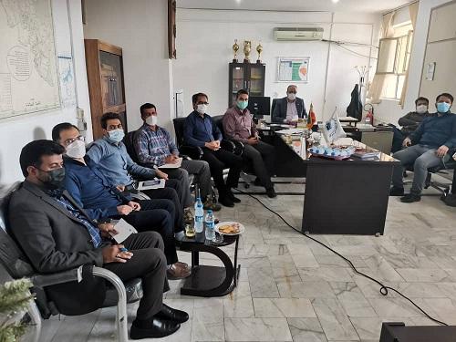 برگزاری دوره آموزشی قانون توزیع عادلانه آب در شهرستان کهنوج