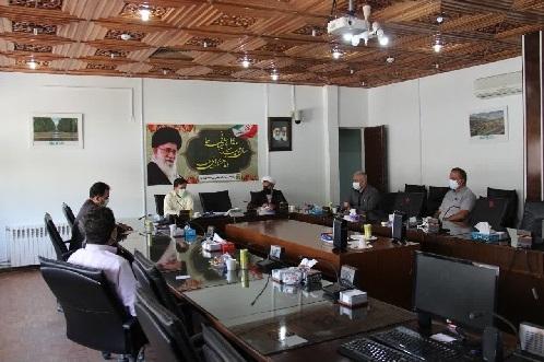 برگزاری دومین جلسه شورای فرهنگی  صنعت آب و برق استان